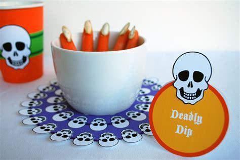 free printable halloween table decorations free printable skeleton halloween table decorations hp