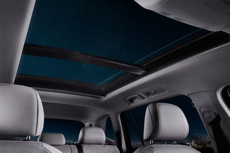 volkswagen tiguan sunroof  view hd images latest cars