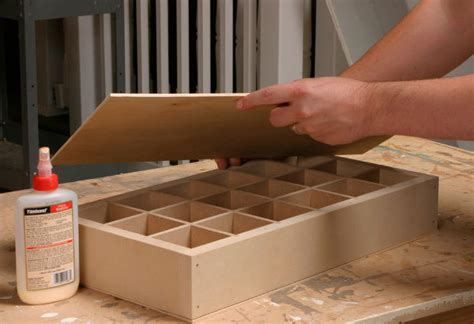 build  plywood torsion box finewoodworking