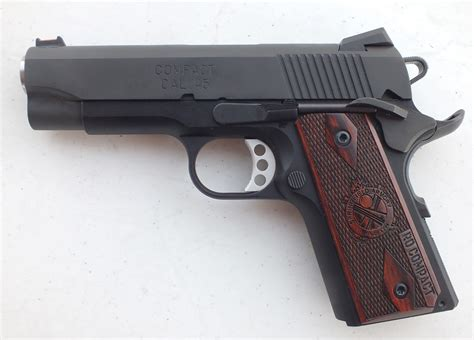 Springfield 1911 Range Officer Review by 1911 Review Springfield Armory Range Officer Compact