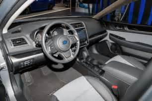 Subaru Legacy Interior 2018 Subaru Legacy Interior 1 Motor Trend