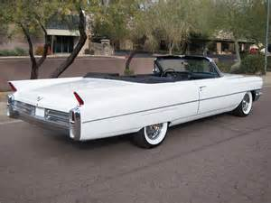 1963 Cadillac Convertible Object Moved