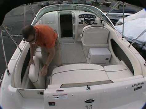 sea ray boats inc vonore tn 2007 sea ray 225 weekender at peters marine service youtube