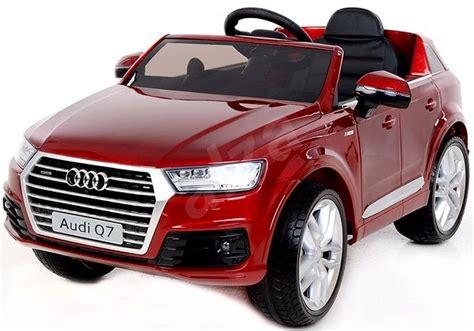 Audi Q7 Rot by Audi Q7 Rot Lackiert Elektrofahrzeuge Alza De