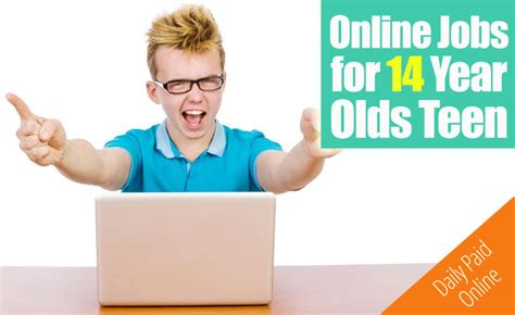 Make Money Online 14 Year Old - 6 online jobs for 14 year olds make money as a teen video