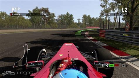 Formula 1 F1 2011 an 225 lisis de f1 2011 para ps3 3djuegos