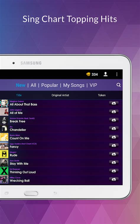 the voice app android the voice on stage screenshot