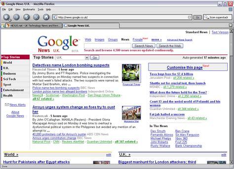google news customising google news software tech explained