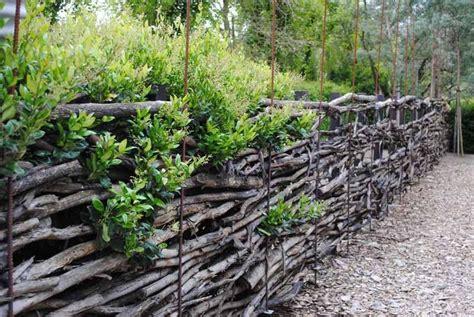 rebar garden rebar and brances garden ideas