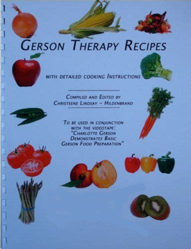 Gerson Detox Plan by 17 Best Images About Heal Heel On Ayurveda