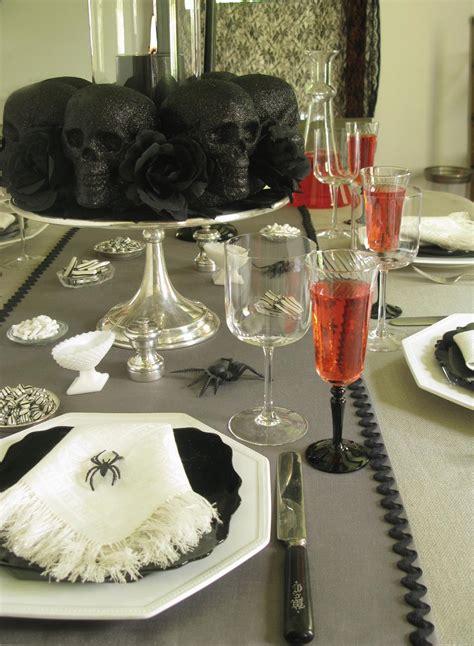 unique halloween centerpieces table decorating ideas
