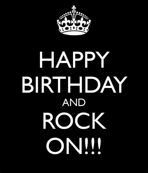 happy birthday images with rock image gallery happy birthday rock