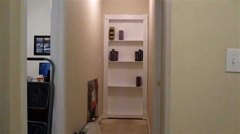 Houses With Finished Basements by My Diy Hidden Door Youtube