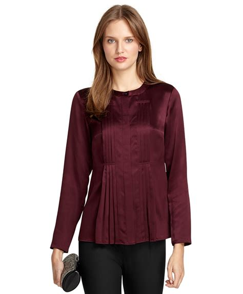 Blouse Kensi Free Bros Twiscone brothers blouse black dressy blouses