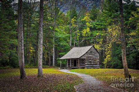Great Smoky Mountains Cabin by Shields Cabin In Cades Cove Tn Great Smoky