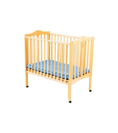 Non Convertible Cribs Delta Portable Crib Non Drop Side