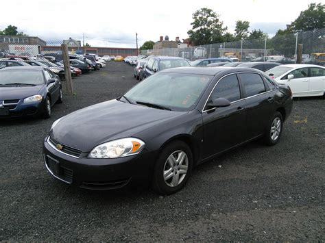 Ls Value by Amazing Car Deals 2008 Chevrolet Impala Ls Value 6 444