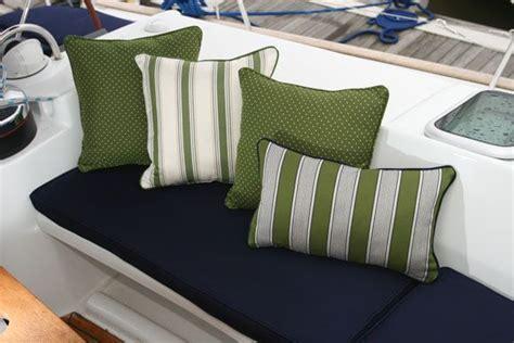 boat cushions nj sunbrella boat cushions sailboat pinterest boating