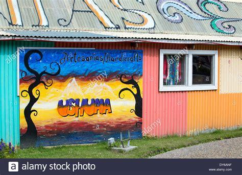 patio quinquela handicrafts argentina stock photos handicrafts argentina