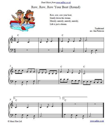 row row row your boat round lyrics row row row your boat round children s song and round