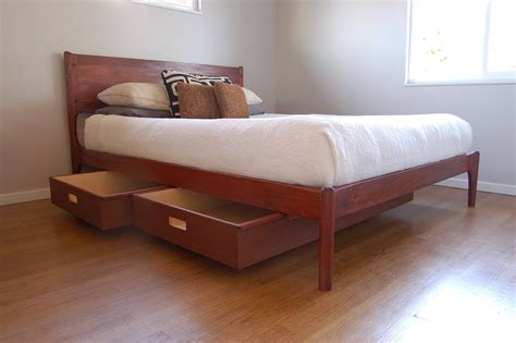 mid century modern beds classic modern bed with storage mid century danish modern