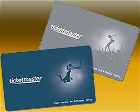 Master Gift Card - ticketmaster gift card