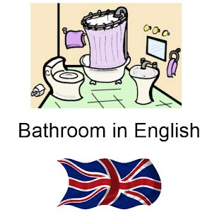 bathroom words in english learn bathroom words english android apps on google play