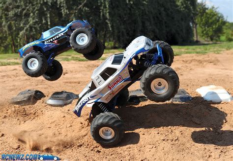 rc bigfoot monster truck traxxas bigfoot rc monster truck rcnewz com