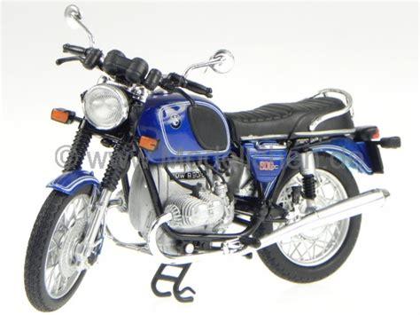 Motorrad Nsu Modelle by Bmw R90 R 90 Blau Motorrad Classic Metall Modell Norev 1 18