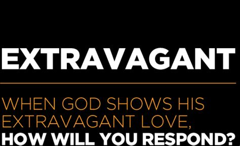 Extravagant by Extravagant Love Image Mag