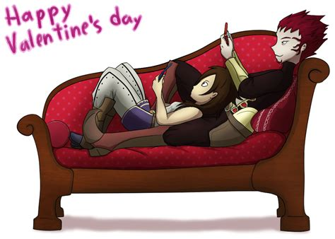 Couch Date By Cheng Hua On Deviantart