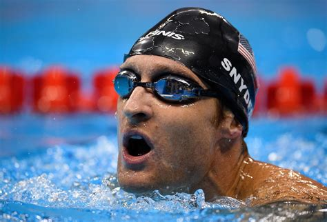 kiphuth of yale a swimming dynasty books brad snyder wins us olympic committee athlete of the