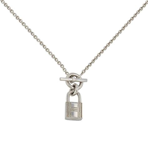 hermes cadena price herm 232 s cadenas kelly necklace 330969 collector square