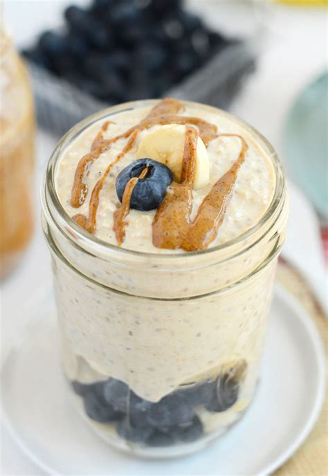 protein overnight oats not a morning person 7 make ahead breakfast ideas
