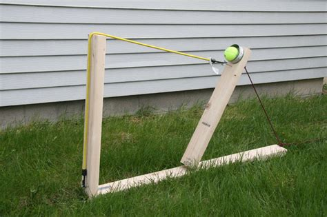 backyard catapult how to build a catapault