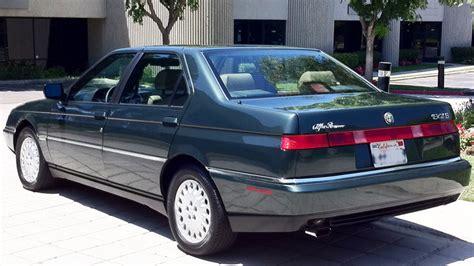 Alfa Romeo 164 Ls by 1995 Alfa Romeo 164 Ls Lot T38 Anaheim 2012 Mecum