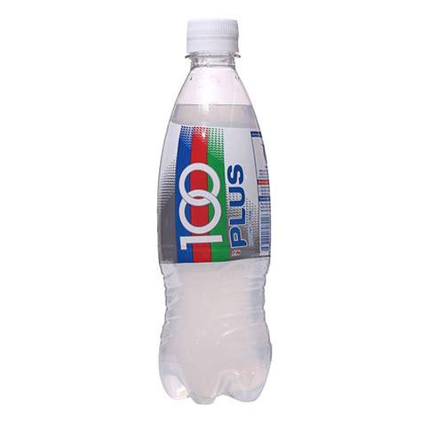 Plus 100 Original 100 Plus Original Isotonic Drinks 500ml