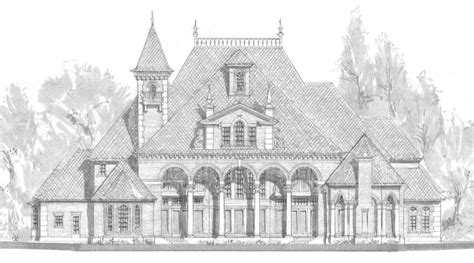 Gothic Tudor Floor Plans by Castle Luxury House Plans Manors Chateaux And Palaces In