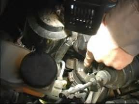2001 Toyota Tacoma Fuel Filter Changing The Fuel Filter On A Toyota Tacoma Truck How To