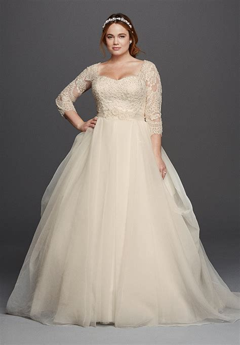 Winter Wedding Dresses by Winter Wedding Dress Styles Ideas David S Bridal