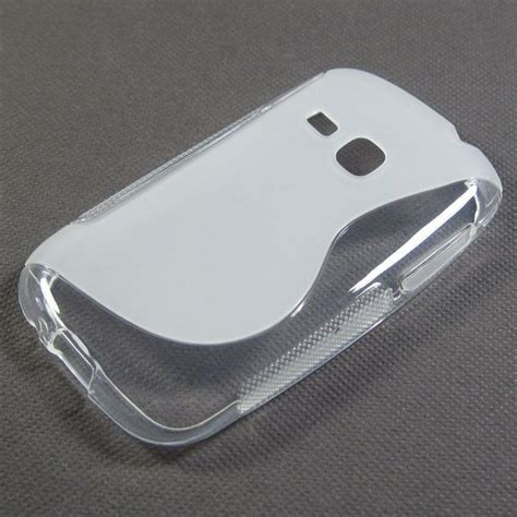 Casing Hp Samsung Galaxy Gt S6310 clear soft back cover pouch for samsung galaxy s6310 s6312 gt s6310l ebay