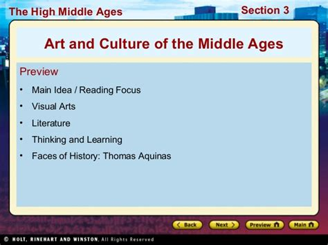 chapter 13 section 3 education and popular culture world history ch 14 section 3 notes