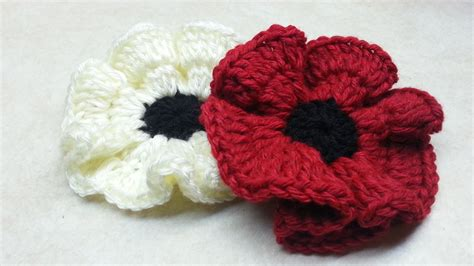 how to knit crochet flowers image gallery knit a poppy free