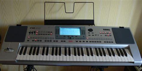 tutorial keyboard korg pa50 korg pa50 image 125982 audiofanzine