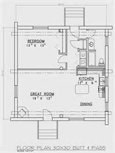 30x30 floor plans 30x30 shop plans