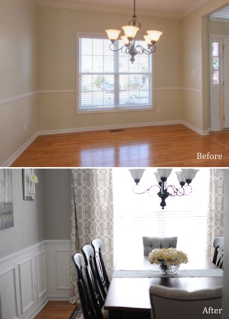 newlywed home decor house tour not so newlywed mcgees dining room before and after culture scribe