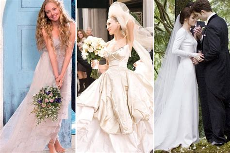film sedih selain wedding dress these iconic tv movie wedding gowns are your best bridal