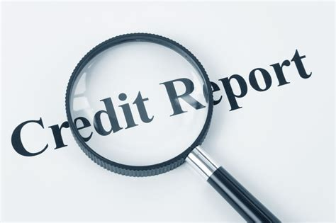 What Are Records On Your Credit Report Credit Report