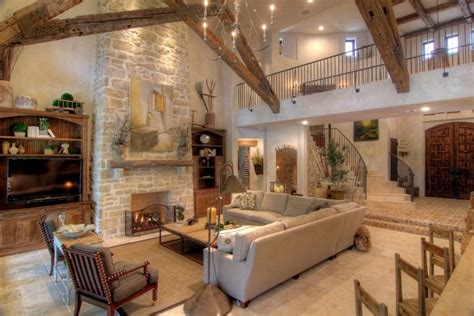 tuscan living room with stone fireplace and note the 20 awesome tuscan living room designs
