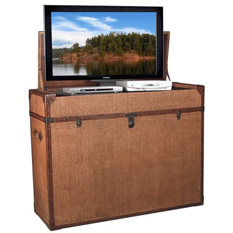 tv lift cabinet bermuda run lift for 32 47 inch screens